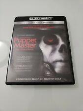 Puppet Master: The Littlest Reich (4K UHD Blu-ray) No Digital Copy
