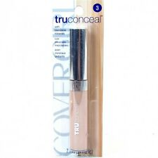 4 DISCONTINUED COVERGIRL TRUconceal Concealer with Blendable Minerals #3 NEW Lot