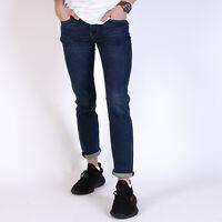 Levi's 511 Slim fit Herren Blau Jeans W28 L30