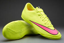 NIKE MERCURIAL VICTORY V IC INDOOR SOCCER CR7 SHOES FOOTBALL Volt