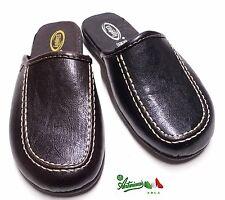 Pantofole ciabatte uomo economiche comode classiche similpelle gomma slippers