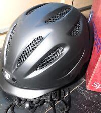 Tipperary Sportage 8500 ABS Material Equestrian Sport Helmet Medium Carbon Gray