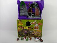 Monster In My Pocket Haunted Mountain Play Set with Lights Sounds 2nd Gen Boxed
