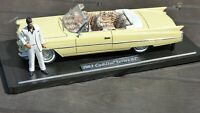 JADA 1:18 SCARFACE CADILLAC SERIES 62 AL PACINO Rare Toy Model Collectible Car