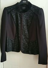 Marks and spencer special occasion coat /jacket 20
