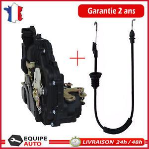 Motore Centralizzazione Serratura + Cerniera Per Cavo Porta Ant. Dx Bora & Golf