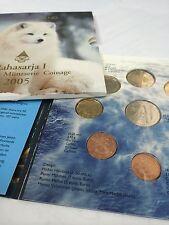 BU FINLANDE 2005 EUROCOINS NEUF