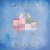 Augie March ‎- Havens Dumb Vinyl 2LP 2014 NEW/SEALED