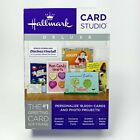 Hallmark Card Studio Deluxe works with Windows 10 - Brand New