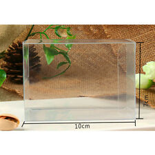 50pcs Wedding Plastic Clear Gifts Box Candy Chocolate Packaging Boxes