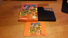 Donkey Kong Classics Nintendo NES PAL B CIB OVP BOXED