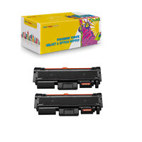 MLT-D118L 2-Pack Compatible Toner Cartridge MLT118L for Samsung Xpress M3015DW