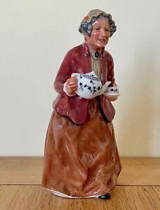 "Royal Doulton ""Teatime"" HN2255 Figurine."