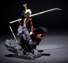 17cm One Piece Dracule Mihawk Anime Figurine FR