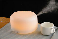 110V Aromatherapy Machine LED Incense Ultrasonic Air Humidifier Brand New