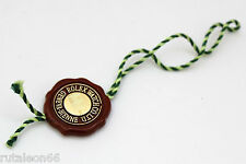 ROLEX genuine label Swiss chronometer certified 4 crowns hologram red hang tag