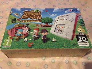 Animal Crossing 2ds Console! Look In The Shop!