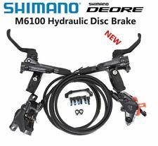 SHIMANO DEORE M6100 2 Pistoni Idraulici MTB Freno A Disco