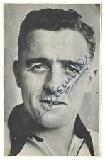 NOTTS COUNTY - HARRY ADAMSON -  1950's GENUINE SIGNED MAGAZINE PICTURE
