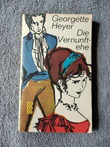 Die Vernunftehe von Georgette Heyer (1962)