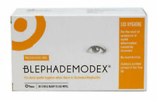 Blephademodex Sterile Cleansing Compresses - 30 Sterile Wipes Demodex Eye Care