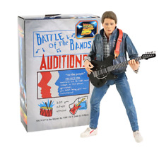 NECA Retour vers le futur figurine Ultimate Marty  Marty McFly Audition (ref.d)