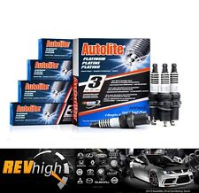 HOLDEN Alloytec VZ VE SV6  V6 Omega Berlina Genuine Autolite Spark plugs Platinu