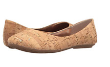 NEW STEVE MADDEN NATURAL BALLET FLATS SHOES WOMENS 8.5 STYLE: HEAVEN FREE SHIP