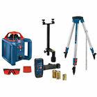 Bosch GRL800-20HVK-RT 800 ft. Self Leveling Rotary Laser Level Kit photo