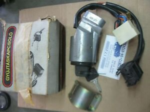 LADA SAMARA Mk1 STARTER MOTOR STEERING LOCK Ignition Switch ( old tape ) NOS