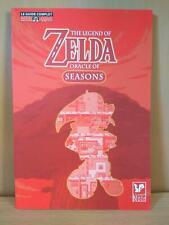 Guide complet Zelda - Oracle of Seasons - FR (Game Boy Color, artbook, ages)