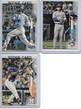 2020 TOPPS UPDATE 550 CARD COMPLETE MASTER SET
