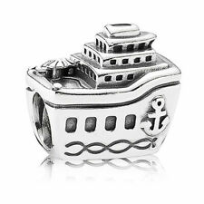 PANDORA 791043 Cruise Ship Charm - Sterling Silver