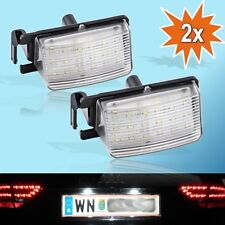LED Kennzeichenbeleuchtung Module Nissan 350Z 370Z Skyline Cube GT-R NSL