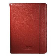 Genuine Kobo eReader Touch Edition Book Style Leather Case Red Cover