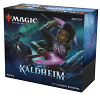MTG Magic the Gathering Kaldheim Draft Bundle Factory Sealed IN STOCK