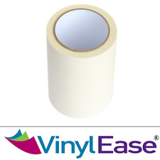 TWO 6 in x 100 ft Rolls of PAPER Application Transfer Tape for Sign Craft Vinyl