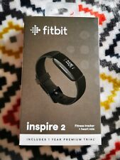 Fitbit Inspire 2 Activity Tracker - Black - BNIB