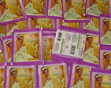 PANINI LA PRINCESSE ET LA GRENOUILLE 40 POCHETTES 2009 DISNEY 200 STICKERS