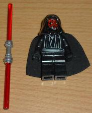 Lego Star Wars Darth Maul mit doppeltem Laserschwert