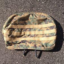 USMC ARCTERYX ILBE MARPAT PACK LID COVER Used