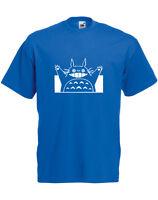My Neighbor Totoro, Studio Ghibli inspired Men's Printed T-Shirt