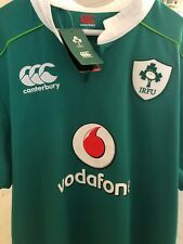 Ireland Canterbury Mens Home Pro Rugby Union Jersey