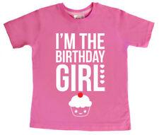 Magliette, maglie e camicie rosa per bambine dai 2 ai 16 anni Taglia 5-6 anni