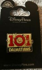 101 Dalmatians Sign with 4 Puppies Pin# 6883