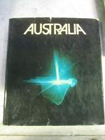 LIBRO :AUSTRALIA 1901-1976 ED.OSWALD L. ZIEGLER 1976 IN LINGUA STRANIERA *****