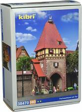 Kibri 38470 - HO Fachwerkturm mit Tor KIT Neuf emballage d'origine