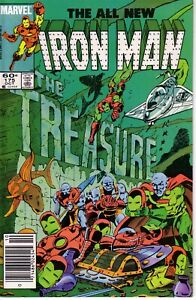 IRON MAN #175 ~ 1983~ (NM)