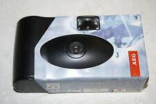 AGFA Kamera mit Film 24+3 Bilder 35mm Color Film 00/2006 Ablauf NEU und OVP