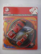 ROAD RACE LEGENDS HOLDEN LJ TORANA GTR XU-1 RED WIRELESS MOUSE GIFT PACK